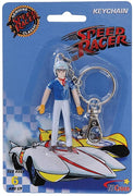 Speed Racer - Speed 3 Inch Bendable Figure Keychain