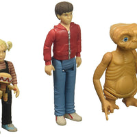 E.T. Reaction Action Figure 3-Pack