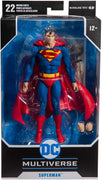 "DC Multiverse -  Superman Action Comics #1000 DC Collectibles 7"" Action Figure by McFarlane Toys"