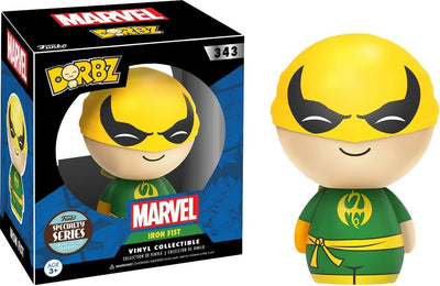 Iron Fist - Marvel Iron Fist Funko Dorbz Specialty Series Vinyl Figure