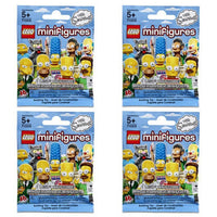 LEGO Minifigures Simpsons 4-Pack