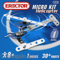 Erector Micro Set (Model will be randomly selected)
