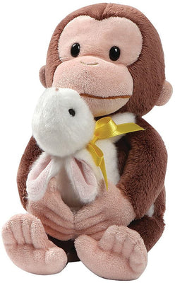 Curious George - with BUNNY 10