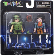 Aliens - Series 1 Cpl Dietrich & Colonist Mary 2-pack Minimates by Diamond Select