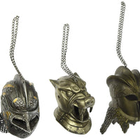 Kurt Adler Game of Thrones Helmet Ornament