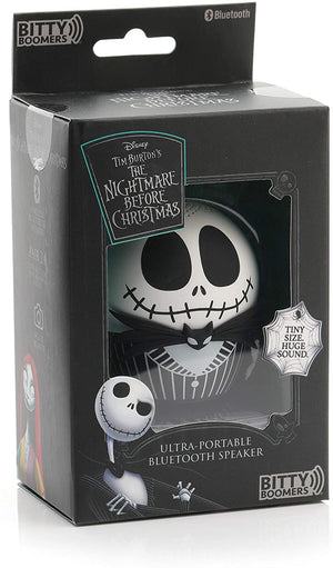 Nightmare before Christmas - Jack Wireless Bluetooth Speaker by Bitty Boomers