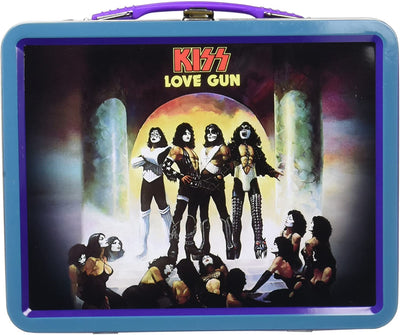 KISS - Love Gun Tin Tote Lunchbox