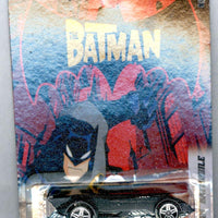 Hot Wheels 2012 BATMAN Series The Batman Batmobile 1 of 8 Black 1:64 Scale