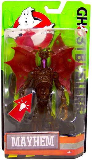 Mayhem Ghost Light Up Action Figure 6""