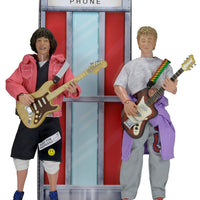 "NECA Bill & Ted's Excellent Adventure 8"" Clothed Figure (2 Pack)"