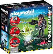 Ghostbusters -  Egon Spengler Building Set by PLAYMOBIL