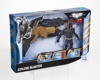 Batman - The Dark Knight Rises Zipline Blaster with Action Figure Playset