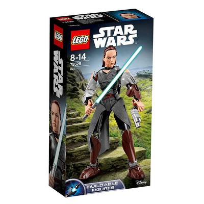 LEGO® Constraction Star Wars™ The Last Jedi Rey 75528