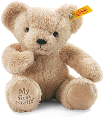 Steiff My First Teddy Bear Plush, Beige