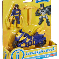 Fisher-Price Imaginext DC Super Friends, Batgirl & Cycle