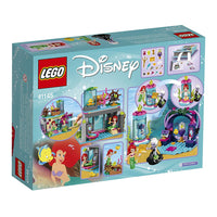 LEGO Disney: The Little Mermaid - Ariel and The Magical Spell Costruzioni