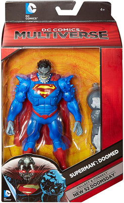 DC Comics Multiverse - Superman Doomed Action Figure by Mattel/DC Collectibles