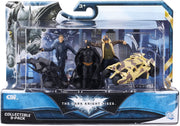 Batman The Dark Knight Rises-  Mini  Collectible  5-Pack Set