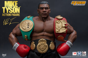 Mike Tyson - 1:12 Scale Action Figure by Storm Collectibles