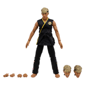 Karate Kid - Johnny Lawrence Action Figure by Icon Heroes
