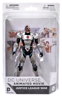 DC Collectibles - Justice League War Animated Movie CYBORG Action Figure