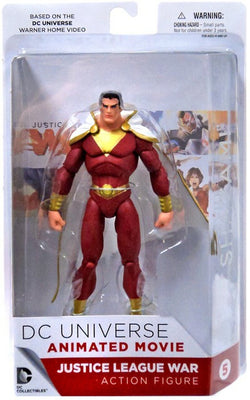 DC Collectibles - Justice League War Animated Movie SHAZAM Action Figure