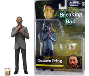 "Breaking Bad - Gustavo Fring 6"" Collectible Figure by Mezco Toyz"