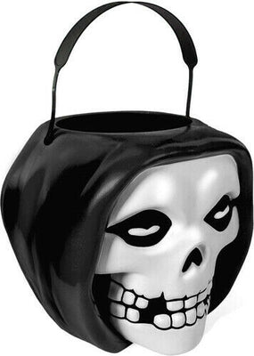 Misfits - SuperBucket Black Fiend Retro Halloween Plastic Bucket by Super 7