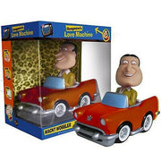 Family Guy - Quagmire Crusin' Car Wacky Wobbler Bobblehead by Funko