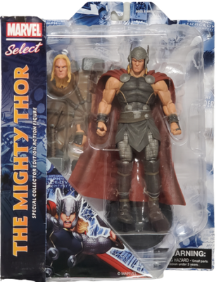 Marvel Select - Mighty THOR Action Figure by Diamond Select