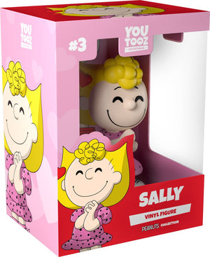Peanuts - Sally Boxed Vinyl Figure by YouTooz Collectibles