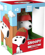 Peanuts - Snoopy Boxed Vinyl Figure by YouTooz Collectibles