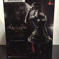 Batman: Arkham Knight: Harley Quinn Play Arts Kai Action Figure by Square Enix