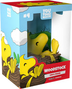 Peanuts - Woodstock Boxed Vinyl Figure by YouTooz Collectibles