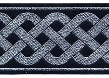 2 inch Wide Celtic Knot Sewing Trim - 10 yard lot