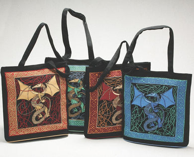 Celtic Dragon Bag