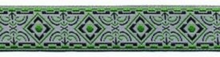 "Rich Medieval Diamond Sewing Trim - 10 yards 5/8"" Fabric Trim"