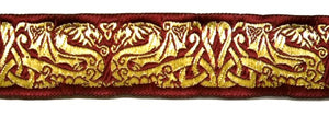 Celtic Dragon Guard Trim 10 Yard Lot