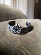 Celtic Moon Goddess Bracelet