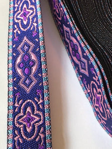 "Medieval Luxury Jacquard Trim - 10 yard 5/8"" Sewing Trim"