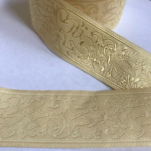 Elizabethan Fabric Trim by the Yard