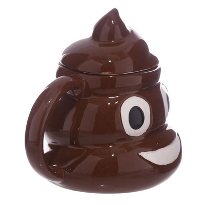 The Poop Emoji Mug - Shop Square
