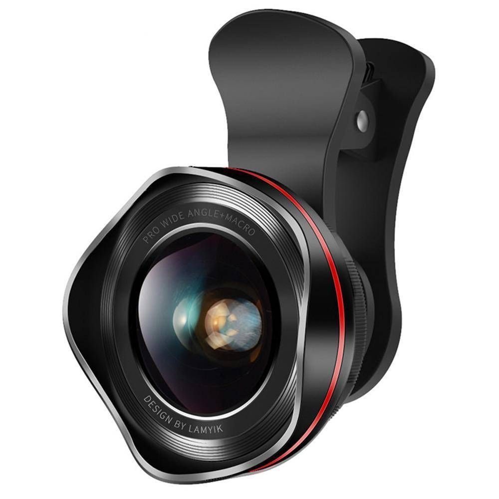 HD Smartphone Fish Eye Lens