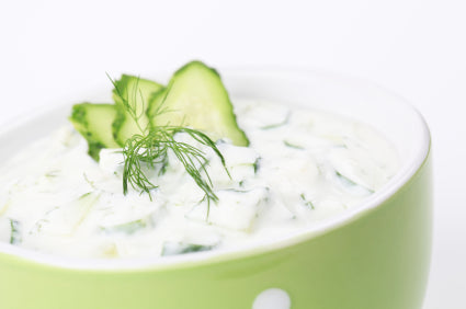 Cucumber Yogurt