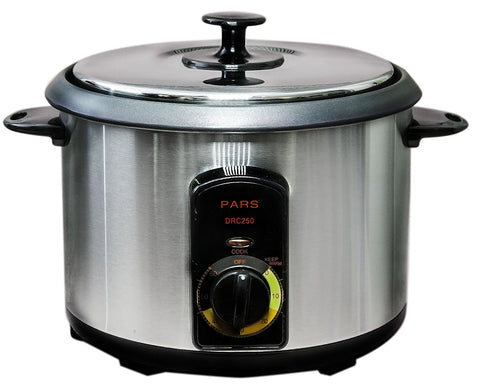 15 CUP Rice Cooker Automatic PARS - Rice Crust (Tahdig)Maker - (PoloPaz) DRC-250