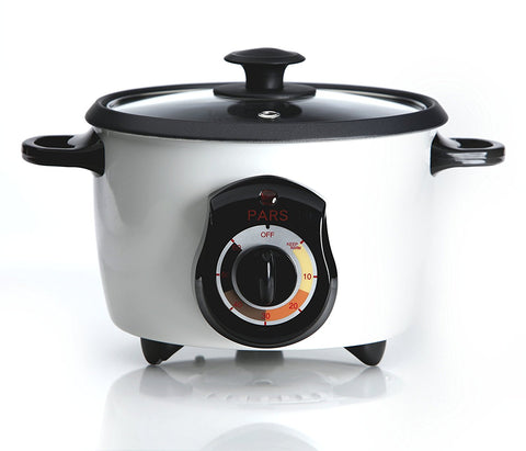 5 CUP Rice Cooker Automatic PARS - Rice Crust (Tahdig)Maker - (PoloPaz) DRC-220