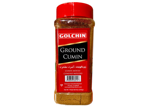 Ground Cumin Golchin (Zireh)