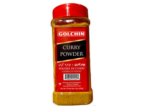 Curry Powder Golchin (kari)