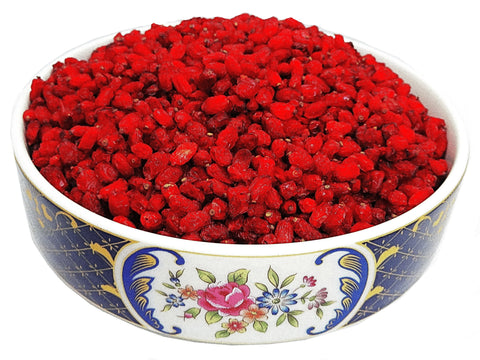 Wholesale & Food Service; Barberry Dried Best Quality (Zereshk)