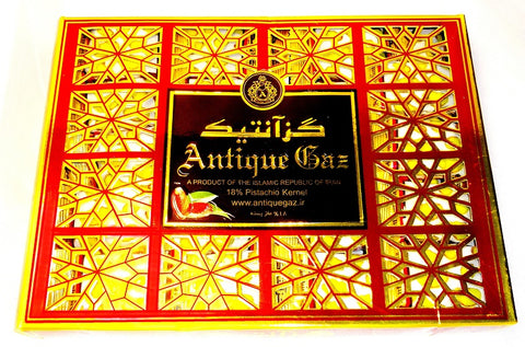 Antique White Flour Bite Size Nougats (Gaz)